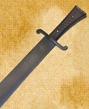 German Survival Machete. Windlass